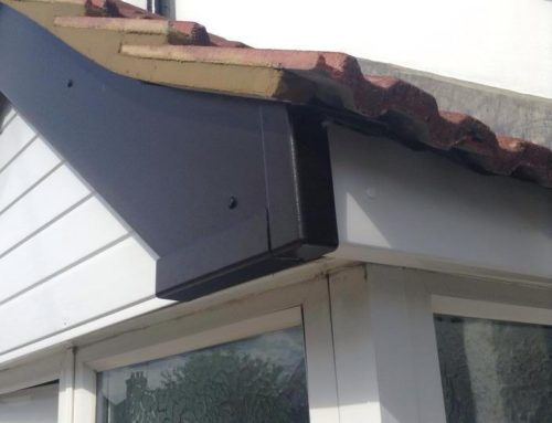 Fascias Installed