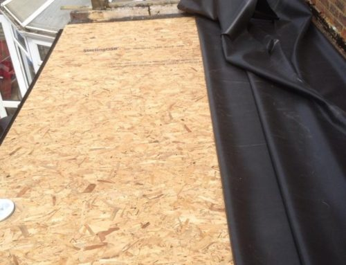 Flat Roofs Repaired