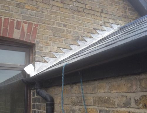 Lead Flashing & Leadwork